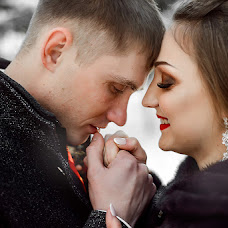 Wedding photographer Vlad Lisin (foxium). Photo of 01.02.2018