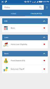 Finbo - Indian Financial Calculator - náhled