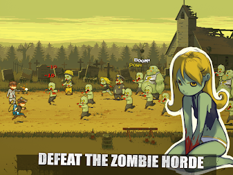 Dead Ahead: Zombie Warfare APK screenshot thumbnail 2