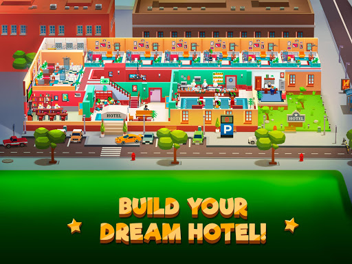 Hotel Empire Tycoon - Idle Game Manager Simulator 1.8.4 screenshots 8