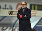 L'entraîneur de Lokeren a opté pour un joueur étonnant