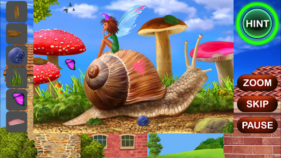 Fairy Hidden Objects - náhled