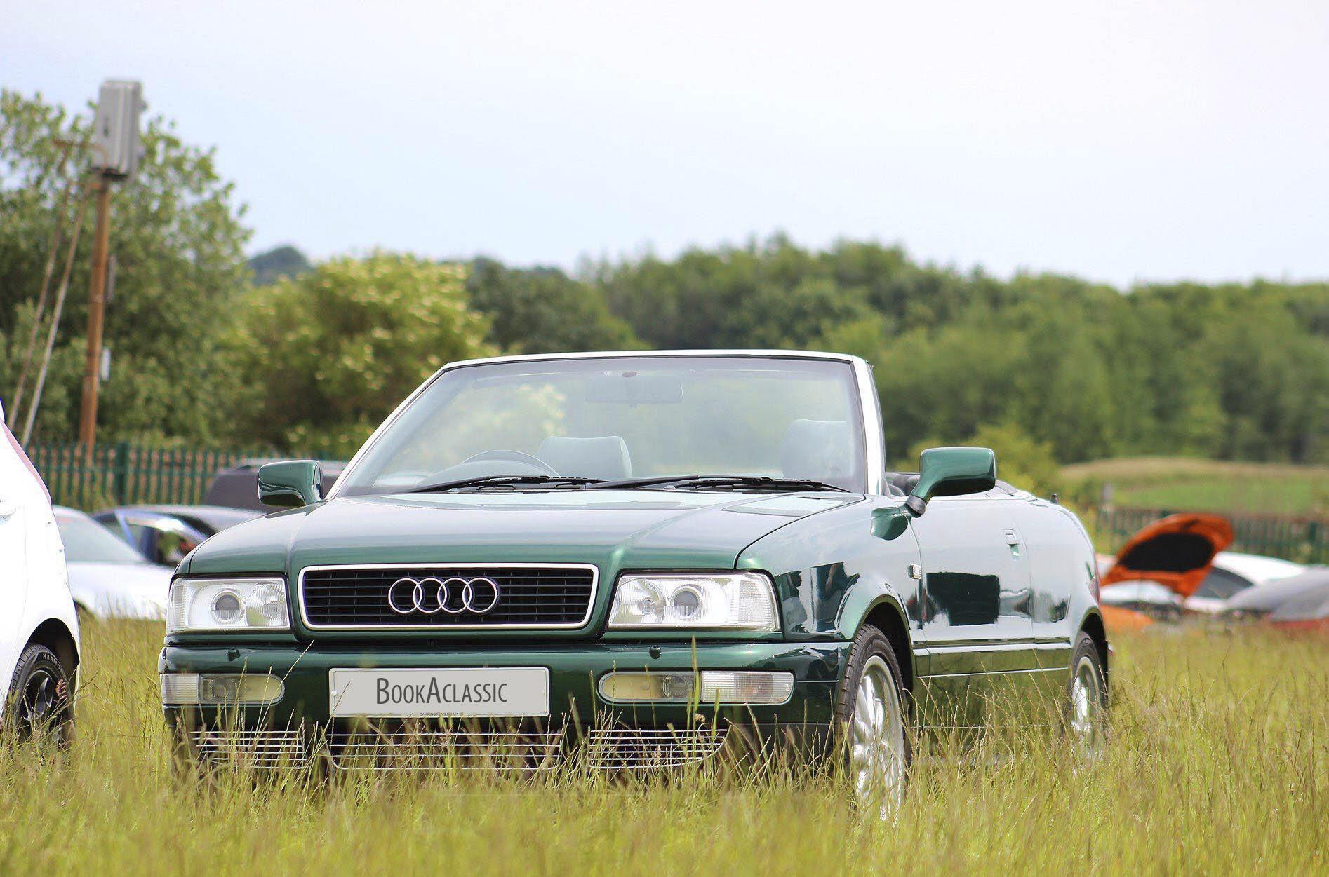 Audi Cabriolet Hire Huddersfield
