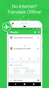 iTranslate - Language Translator & Dictionary Screenshot