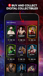 Download EX Sports: Buy & Sell Digital Sport Collectibles For PC Windows and Mac apk screenshot 2