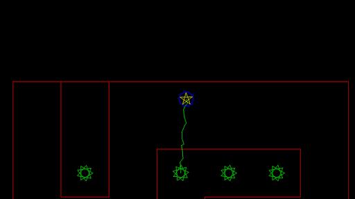 Laser Star Slingshot