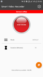 Smart Video Recorder Screenshot