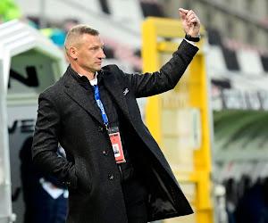 """Le coach de Lech Poznan : """"Ce sera du 50-50 ce jeudi soir à Sclessin"""""""