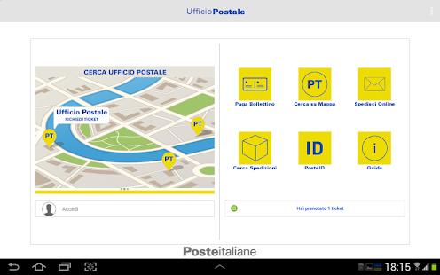 Ufficio Postale App Android Su Google Play