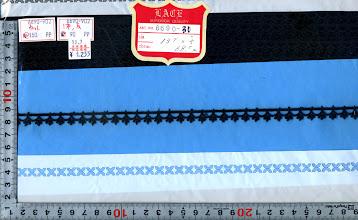 Photo: №6690-902:ケミカル黒:巾10mm