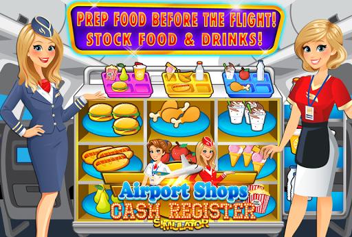 Airport Simulator Cashier FREE