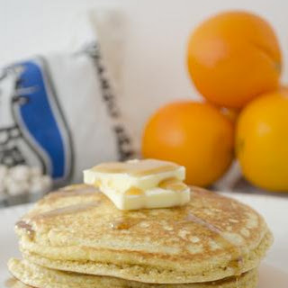 Easy Gluten Free Garbanzo Bean Pancakes