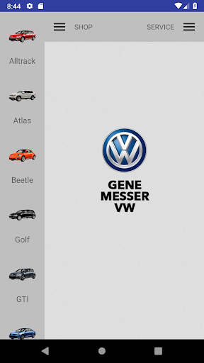 Gene Messer Volkswagen screenshots 1