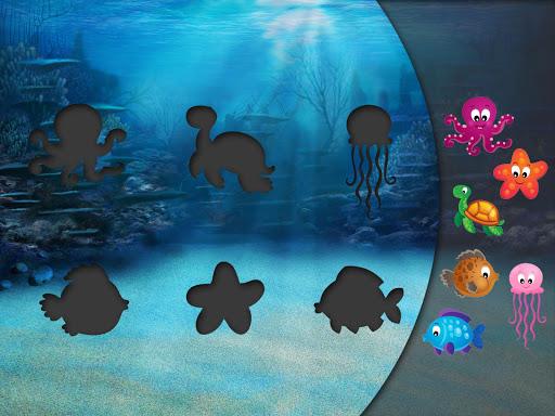 玩免費教育APP 下載Sorter Puzzle for kids: Fishes app不用錢 硬是要APP