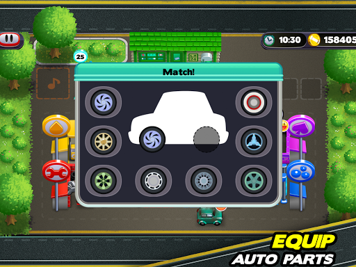 Tiny Auto Shop - Car Wash and Garage Game  screenshots 10