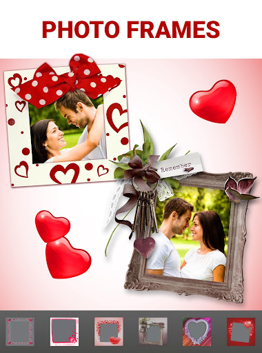 Love Collage Maker - Photo Editor & Heart Frames 2.4.8.3 Screenshots 2