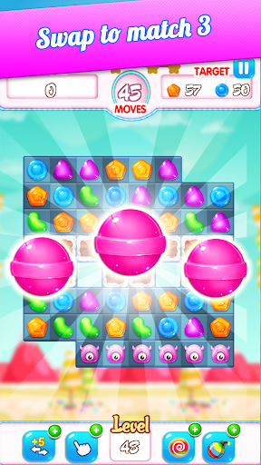 Cookie 2018 - Jam Blast Crush Match 3 Puzzle Games for PC