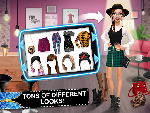 Hannahu2019s Fashion World - Dress Up & Makeup Salon 3.0.53 screenshots 16