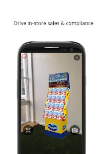 Augment - 3D Augmented Reality- screenshot thumbnail