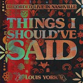 Things I Should've Said (Live! in Nashville)