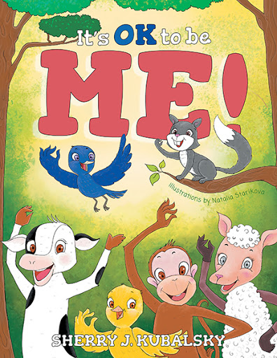 It's OK to be Me! cover