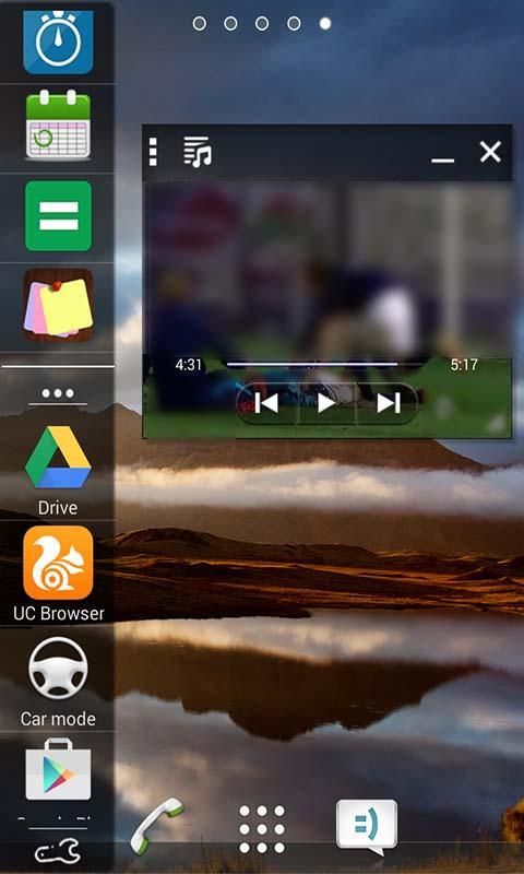 Multi Window : Split Screen- screenshot