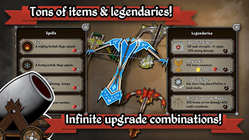 Grim Defender: Castle Defense 1.64 screenshots 13