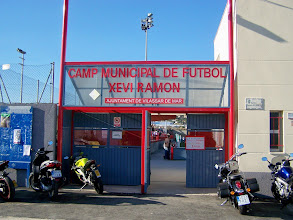 Photo: 09/02/08 v Arenys De Mar (PCGrp2) 2-2 - contributed by Gary Spooner