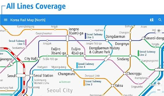 Korea Rail Map Seoul Busan Android Apps On Google Play - Busan map