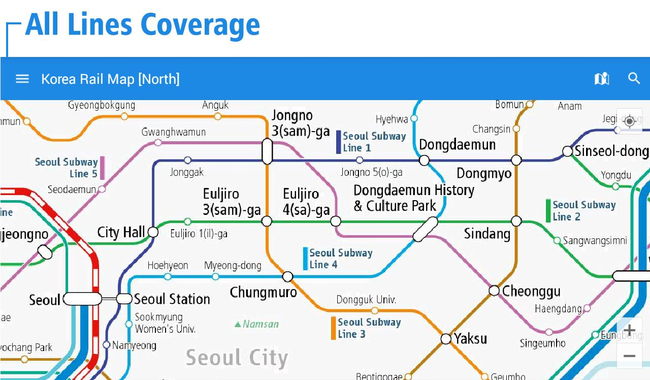 Korea rail map seoul busan screenshot