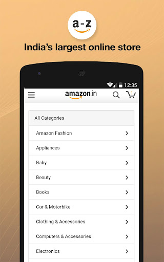 Amazon India Online Shopping  screenshots 4