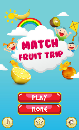 Match Fruit Trip