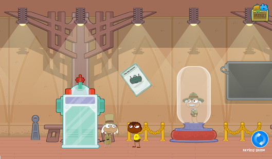 Poptropica English Island Game- screenshot thumbnail