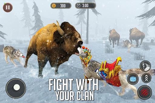 Wolf Simulator: Wild Animal Attack Game 1.0 de.gamequotes.net 3