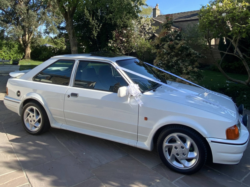 Ford Escort Rs Turbo Hire Wigan