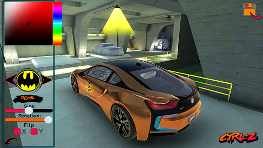 i8 Drift Simulator for PC
