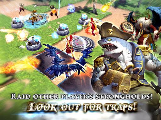 Heroes of Skyrealm 1.6.5 screenshots 11