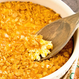 Corn Pudding Casserole