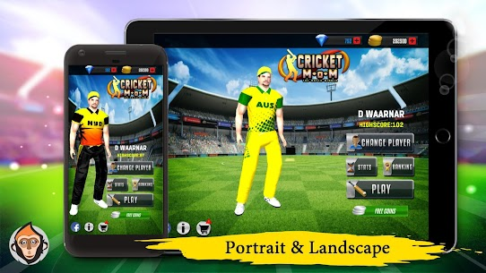 Cricket Man Of the Match : Player Career App Download For Android 6