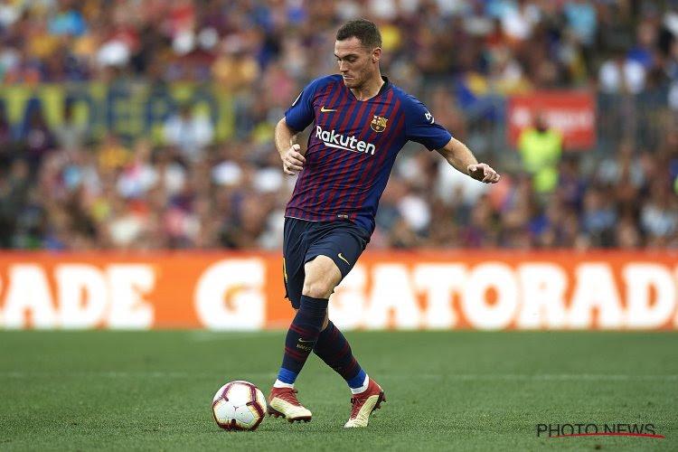 Suite à la mauvaise prestation de Vermaelen, le Barça fixe sa priorité pour le prochain mercato