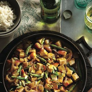 Japanese Tofu Curry.