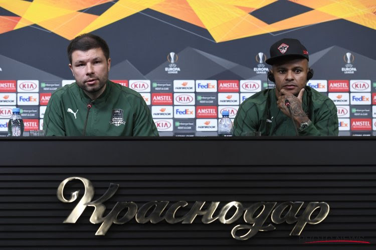 "Murad Musayev : ""Krasnodar et le Standard se valent"""