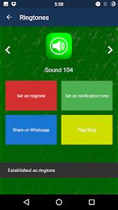 Ringtones for whatsapp screenshot 3