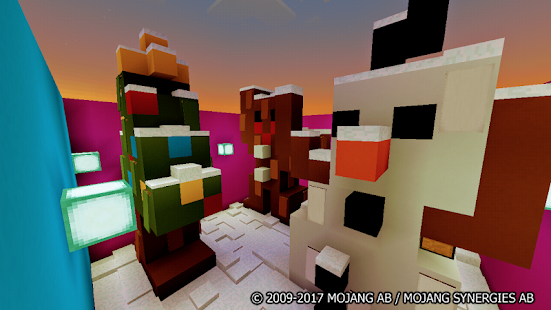 Find The Christmas Button Minecraft Map Kostenlos Spielen Für - Minecraft kostenlos spielen android