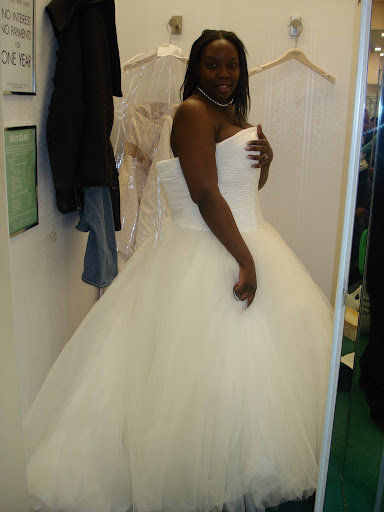 gothic wedding dress vintage