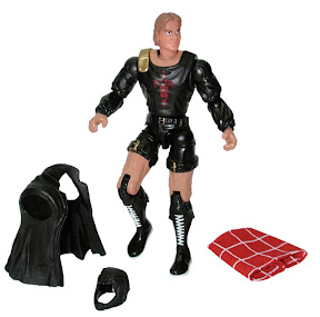 A Rowdy Roddy Piper Action Figure