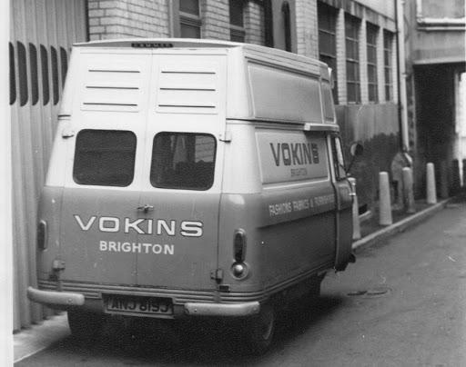 Vokins Van 1970