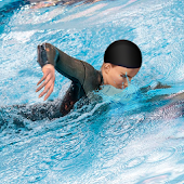 3D Swimming Pool Race : Race against best swimmers