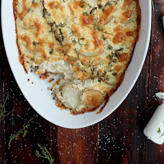 Goat Cheese Potatoes Recipes