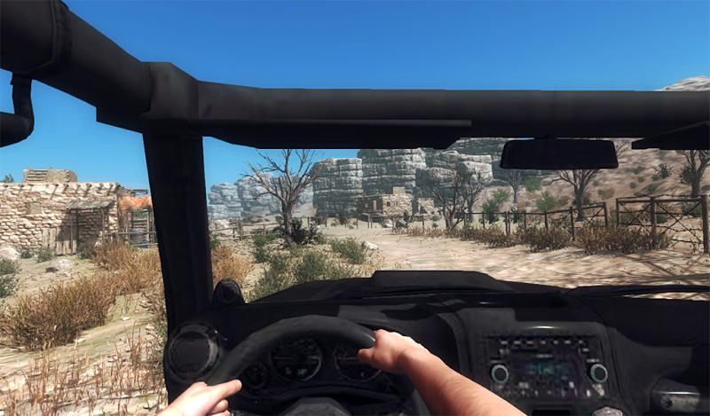 Desert Storm Screenshot 0